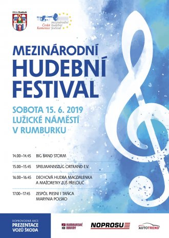 15.6.2019 Mezinárodní hudební festival