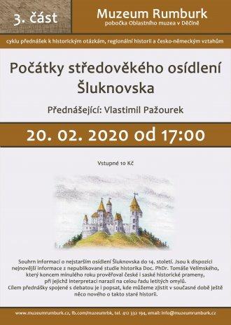 Počátky středověkého osídlení Šluknovska