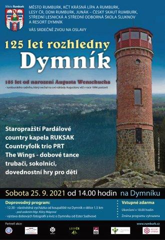 oslavy 125 let rozhledny Dymník